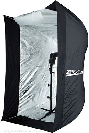 "Westcott 50"" Recessed Front Apollo JS Softbox - $169.90 Shipped (Reg. $249.90)"