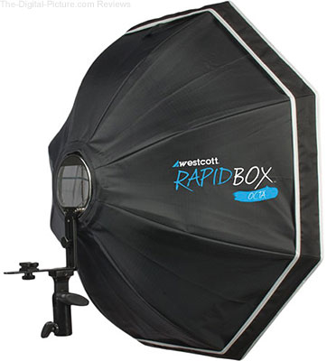 "Westcott 26"" Rapid Box Octa - $139.90 Shipped (Reg. $169.90)"