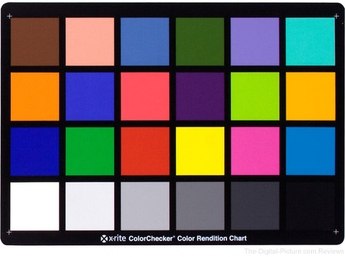 Expired: X-Rite ColorChecker Classic Card - $48.00 Shipped (Reg. $69.00)