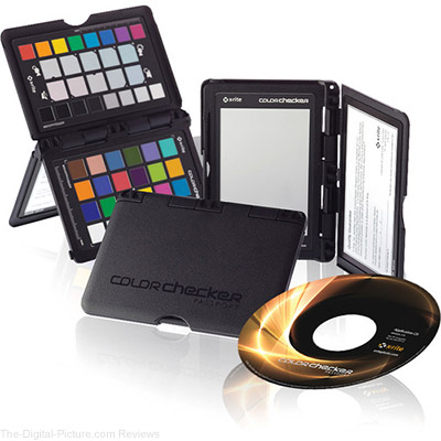 X-Rite Digital ColorChecker Passport Exposure and White Balance System
