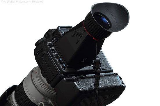 XIT Professional LCD Viewfinder Loupe Mini Review
