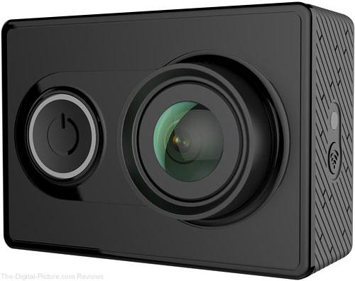 YI Technology Action Camera - $54.99 Shipped (Reg. $99.99)