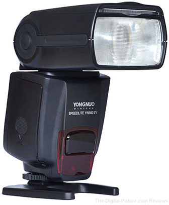Yongnuo YN560 IV Speedlite Flash