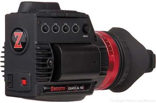 Zacuto Gratical HD Micro OLED EVF - $2,525.00 Shipped (Reg. $3,100.00)