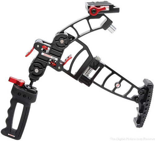 Zacuto Marauder Foldable Camera Rig - $500.00 Shipped (Reg. $775.00)