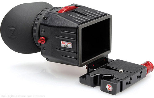 "Zacuto Z-Finder Pro 3.0x for 3.2"" Screens - $249.00 Shipped (Reg. $374.00)"