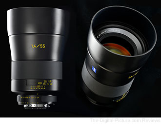 "Zeiss Explains Development of ""High-End"" SLR Lens Family"