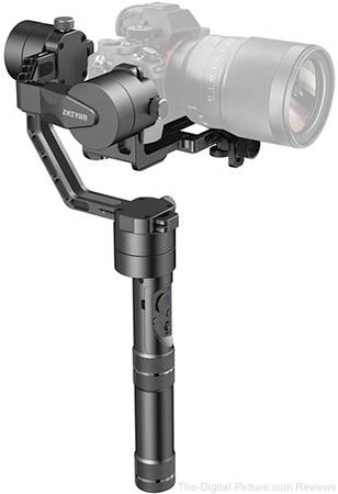Zhiyun-Tech Crane v2 3-Axis Handheld Gimbal Stabilizer - $499.00 Shipped (Reg. $649.00)