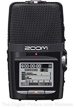 Zoom H2N Handy Digital Audio Recorder