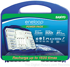 eneloop Super Power Pack - $37.24