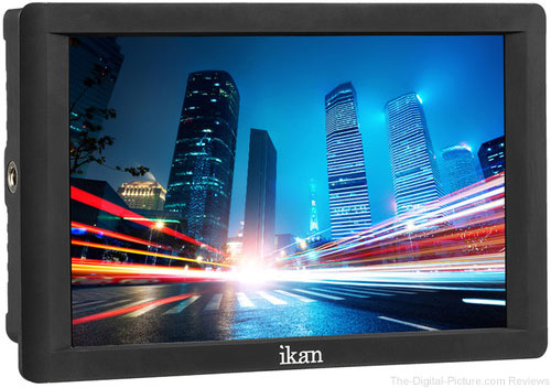 "ikan DH7 7"" Full HD HDMI Monitor with 4K Signal Support - $319.00 Shipped (Reg. $499.00)"