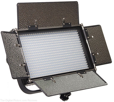 ikan IFD576-S Featherweight Daylight LED Light