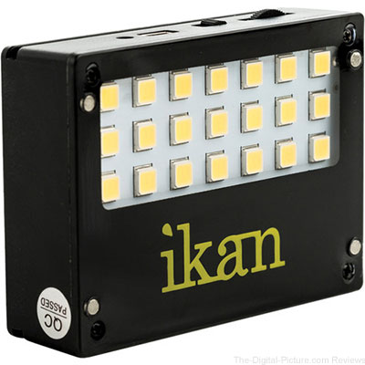 ikan iLED-MA Micro Flood Light -  $49.00 Shipped (Reg. $79.00)