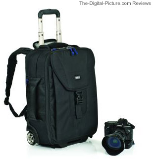 Think Tank Photo Airport TakeOff Rolling Camera Backpack