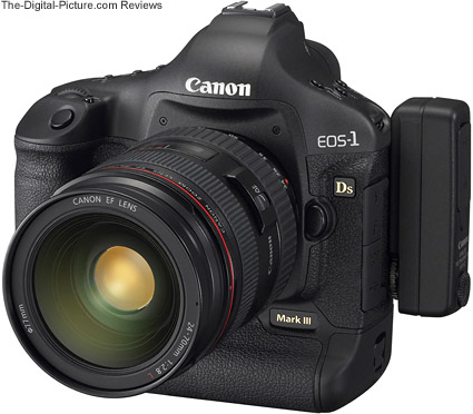 1Ds III with EF 24-70mm f/2.8 L Lens and wireless tranmitter
