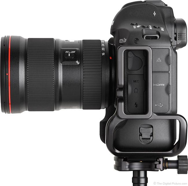 Canon EF 16-35mm f/2.8L III USM Lens Side