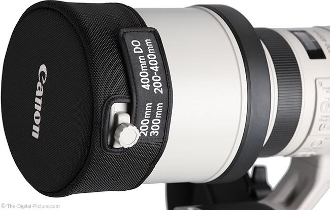 Canon EF 200-400mm f/4 L IS USM Ext 1.4x Lens Cap