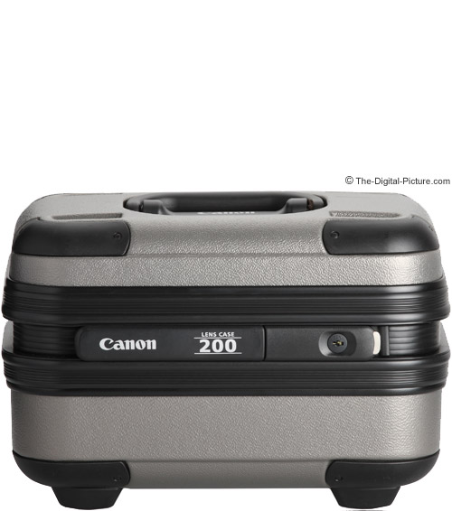 Canon EF 200mm f/2 L IS USM Lens Lens Trunk