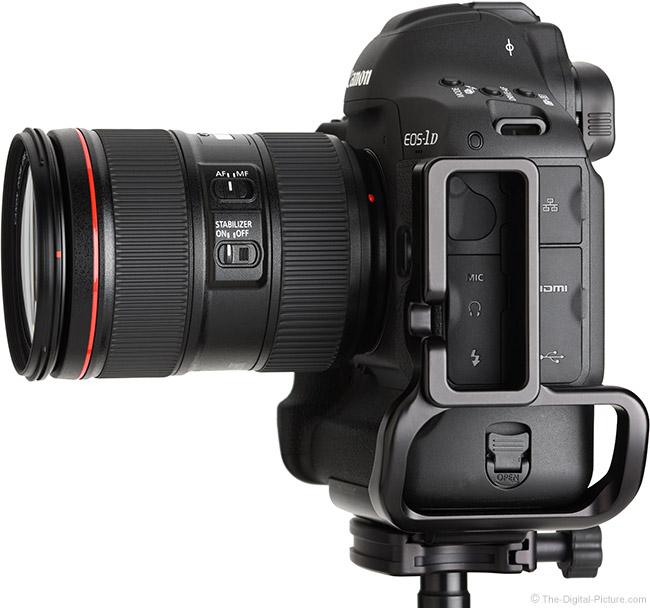 Canon EF 24-105mm f/4L IS II USM Lens Side