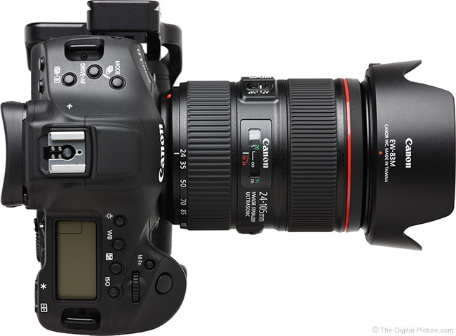 Just Posted: Canon EF 24-105mm f/4L IS II USM Lens Review