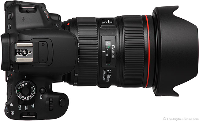 Canon EF 24-70mm f/2.8 L 