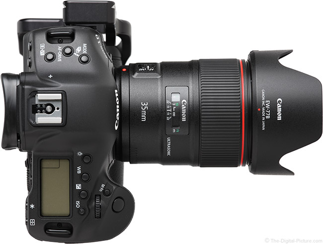 First Looks at Canon EF 35mm f/1.4L II USM Lens Image Quality