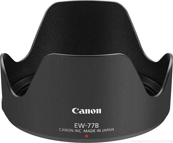 Canon Lens Hood EW-77B
