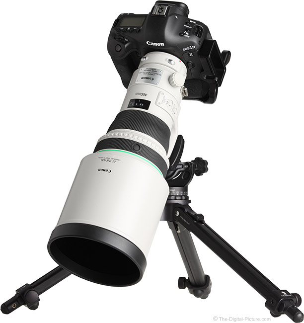 Just Posted: Canon EF 400mm f/4 DO IS II USM Lens Review