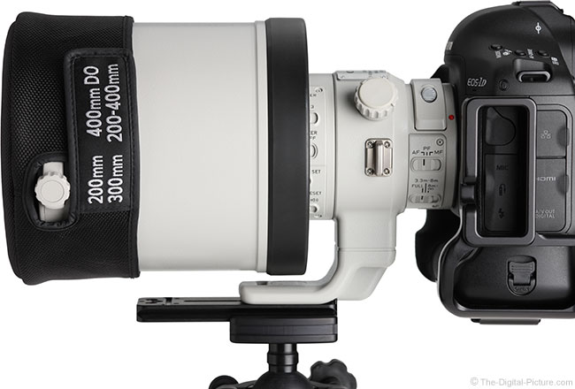 Canon EF 400mm f/4 DO IS II USM Lens Cap