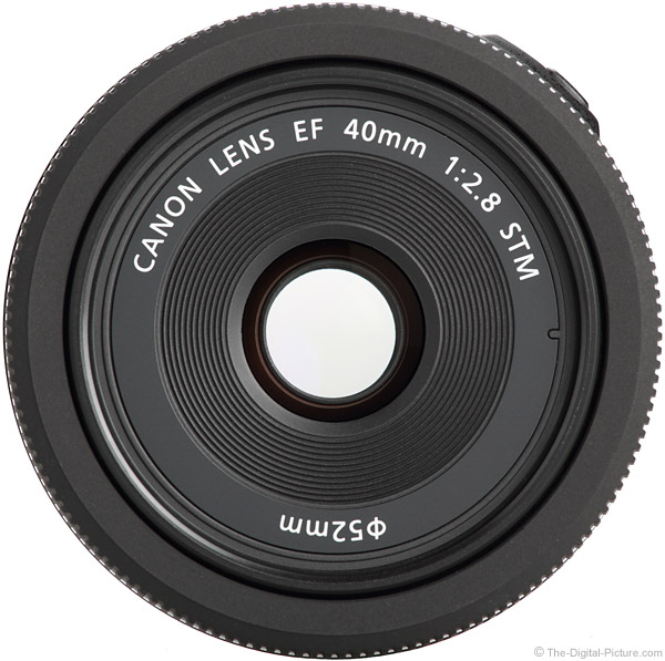Canon EF 40mm f/2.8 STM Lens Tested on 7D Mark II