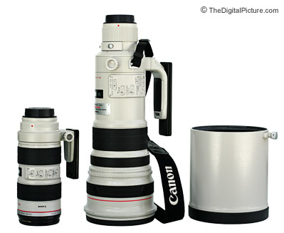 Canon 500mm Lens Comparison Picture
