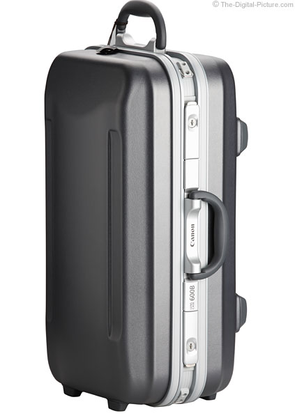 Canon Hard Lens Case 600B