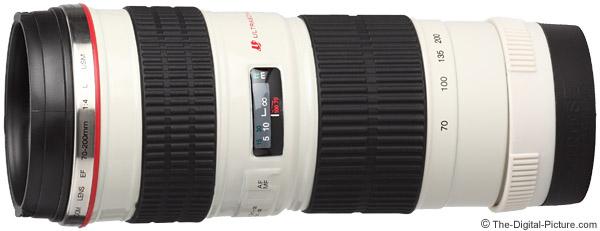 Canon EF 70-200mm f/4.0 L USM Lens Mug Product Images