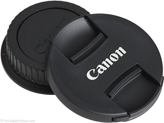 Canon EF 70-300mm f/4-5.6 IS II USM Lens Cap
