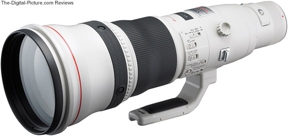Refurb. Canon EF 800mm f/5.6L IS USM Lens In Stock at the Canon Store