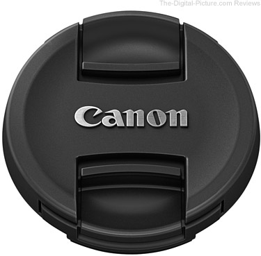 Canon EF-M 18-55mm f/3.5-5.6 IS STM Lens E-52II Lens Cap