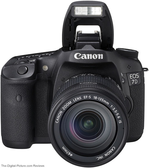 18-135 IS Mounted on a Canon EOS 7D