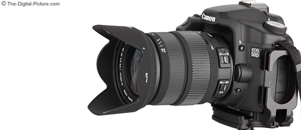 Sigma 18-200mm f/3.5-6.3 DC OS Lens and Super Zoom Lens Comparison