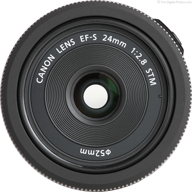 Just Posted: Canon EF-S 24mm f/2.8 STM Lens Review