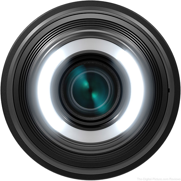 Canon EF-S 35mm f/2.8 Macro IS STM Lens Macro Lite Demonstration