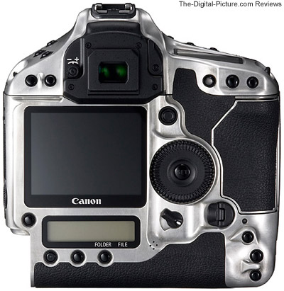 Canon EOS-1D Mark III Digital SLR Camera - Chasis