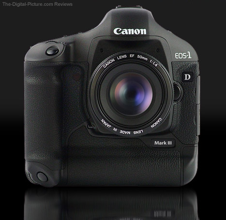Canon 1D Mark III DSLR Camera