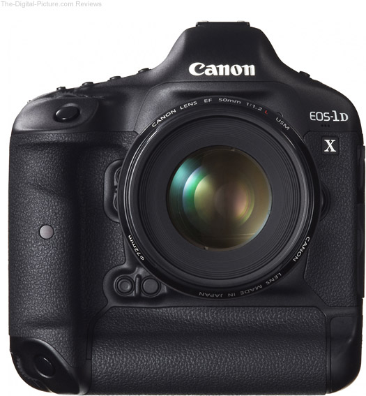Canon EF 50mm f/1.2 L USM Lens on Canon EOS 1D X DSLR