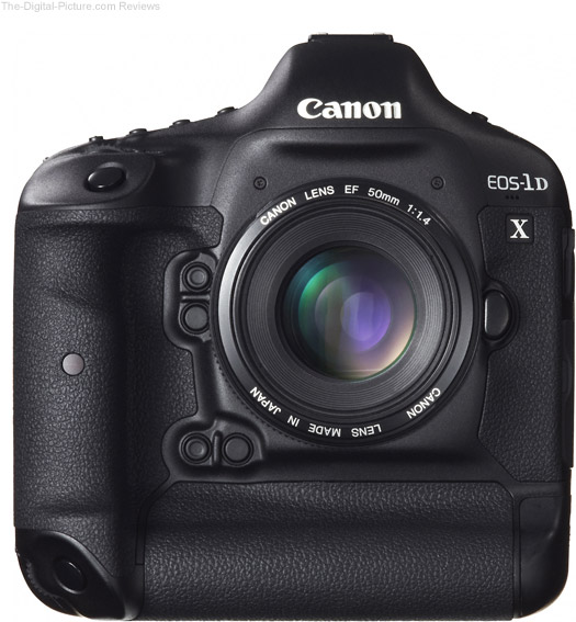 Canon EF 50mm f/1.4 USM Lens on Canon EOS 1D X DSLR