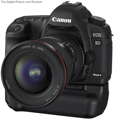 5D II with Canon BG-E6 and Canon EF 16-35mm f/2.8 L II USM Lens