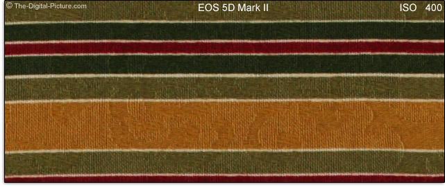 Canon EOS 5D Mark II Resolution Comparison