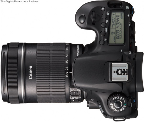 60D Top View