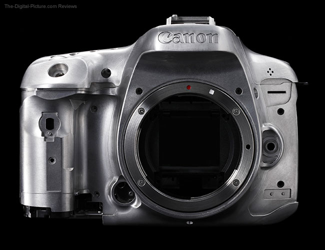 Canon EOS 7D Mark II Magnesium Alloy Chassis