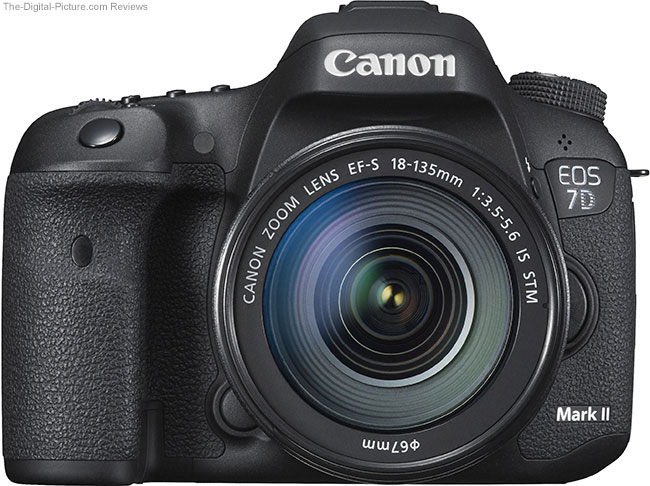 Getting the Canon EOS 7D Mark II Review Started
