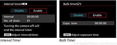 Interval Bulb Timer